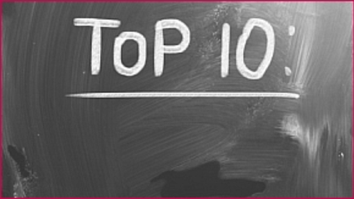 "Our ""Top 10"" services"